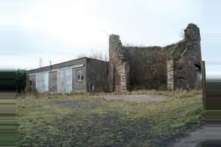 Primary Photo of Rear of Greenview Garage