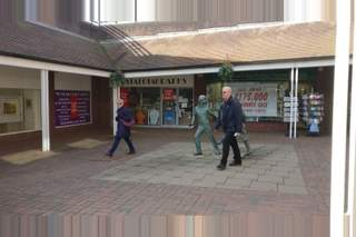 Primary Photo of Orchard Shopping Centre, Haywards Heath