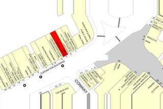 Goad Map for Coronation Buildings - 1