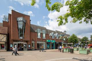 Primary Photo of Touchwood Shopping Centre