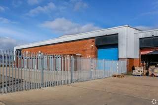 Primary Photo of Seacroft Industrial Estate
