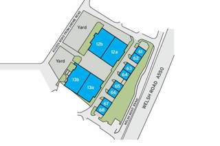 Site Plan for Drome Rd - 4