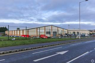 Primary Photo of Hartley Business Park - Whitehead