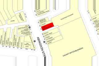 Goad Map for 40 Abingdon St - 2