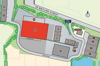 Site Plan for Watling St - 2