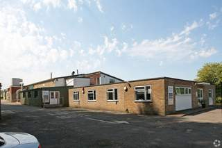 Primary Photo of Cane End Works, Aylesbury