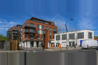 Primary Photo of West Hampstead Square