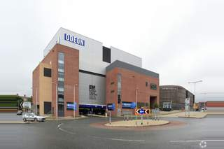 Primary Photo of Eagles Meadow Shopping Centre