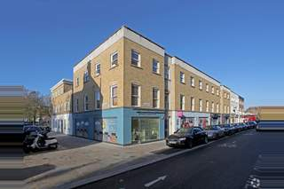 Primary Photo of 10-16 The Polygon, London