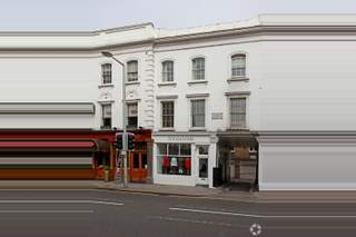 Primary Photo of 50 Fulham Rd