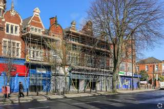Primary Photo of 219-223 Chapeltown Rd
