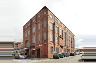 Primary Photo of Yin Yang Building