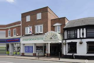 Primary Photo of The Grove Shopping Centre, Witham