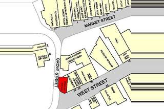 Goad Map for 1 West St - 1