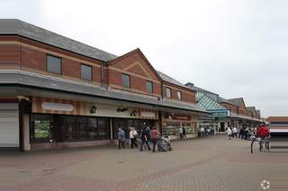 Primary Photo of Hildreds Shopping Centre