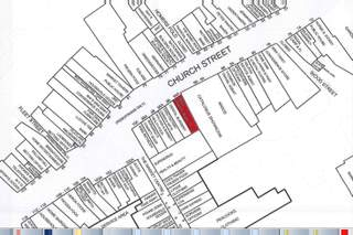 Goad Map for 94A Church St - 2