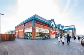 Primary Photo of Spinning Gate Shopping Centre, Leigh