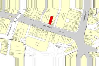 Goad Map for 6-18 New St - 1