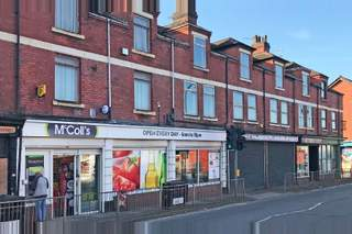 Primary Photo of 171-173 Newcastle St, Stoke On Trent