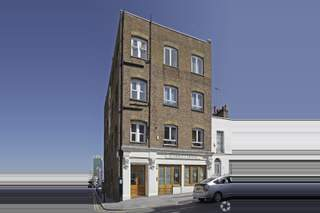 Primary Photo of 182-184 Campden Hill Rd, London