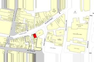 Goad Map for Stonebow Centre - 2