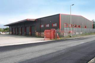 Primary Photo of Exeter Road Industrial Estate