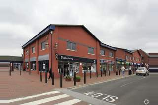 Primary Photo of Harpurhey Shopping Centre