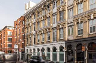 Primary Photo of 50-52 Commercial St, London