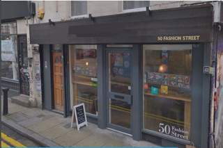Primary Photo of 50 Fashion St, London