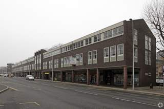 Primary Photo of 101-161 New Union St, Coventry