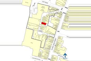 Goad Map for Putney Exchange Shopping Centre - 1