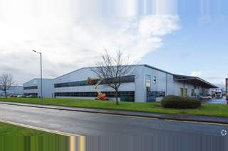 Primary Photo of Air Cargo Centre, Paisley