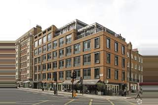 Primary Photo of 110 Wigmore St, London