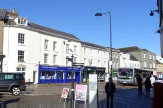Primary Photo of 22-24 High St, Shaftesbury
