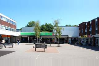 Primary Photo of Southway Shopping Centre