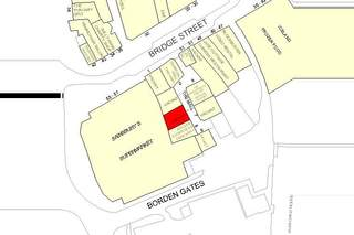 Goad Map for The Mall - 2