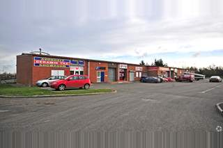 Primary Photo of St Johns Retail Park
