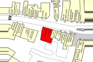 Goad Map for 12-16 High St - 2