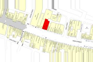 Goad Map for 91-97 High St - 2