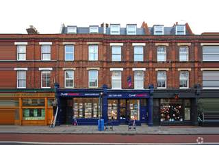 Primary Photo of 321-322 Upper St, London