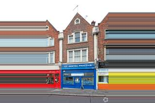 Primary Photo of 203 Wandsworth High St