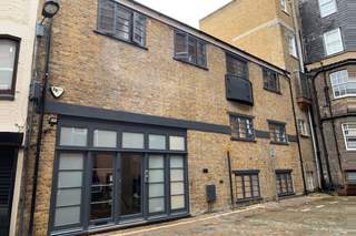 Primary Photo of 12-13 Fitzroy Mews, London