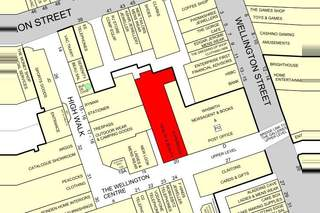 Goad Map for Victoria House - 1
