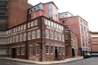 Primary Photo of Anglo Works, Sheffield