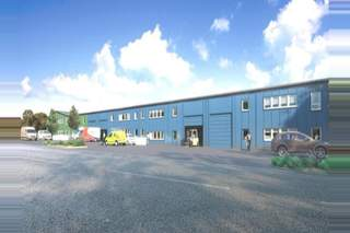 Primary Photo of Chickerall Industrial Units, Weymouth