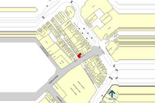 Goad Map for Great Western Arcade - 2