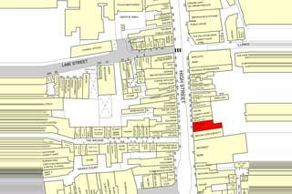 Goad Map for 87 High St - 1
