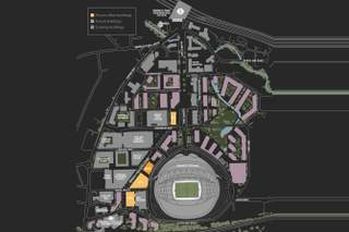 Site Plan for WP1 - 1