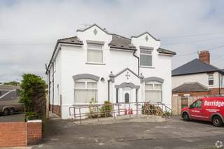 Primary Photo of Former Admorre House, Whitley Bay