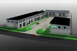Primary Photo of Canal Walk Business Park